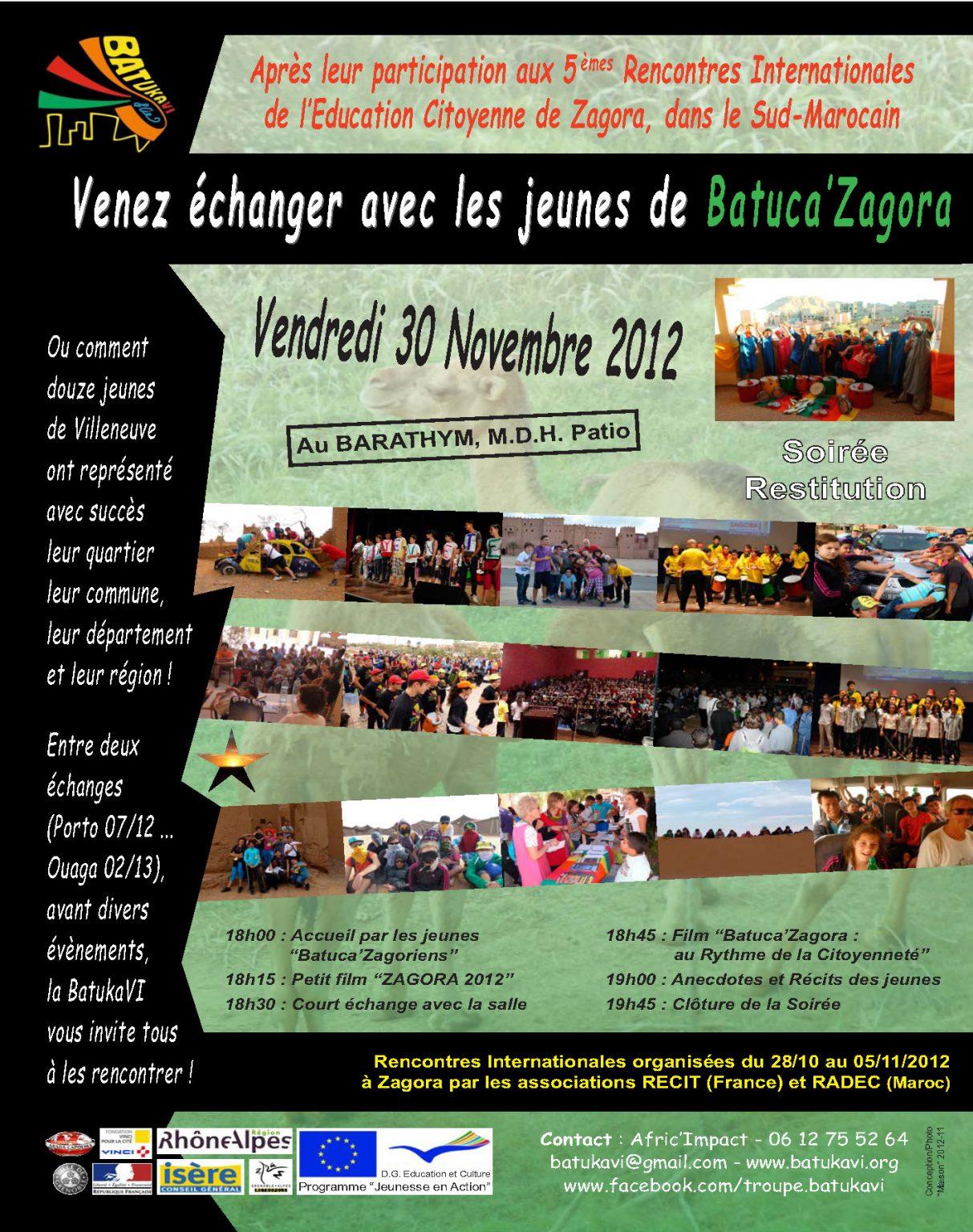 2012-11 Soirée Batuca'Zagora