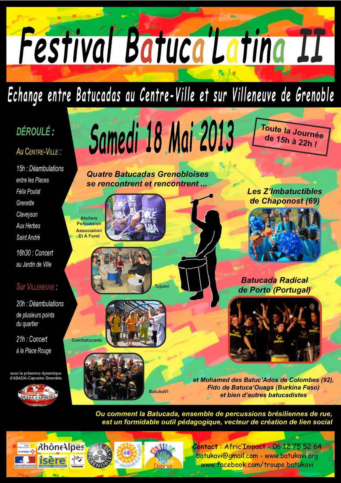 2013-05 Festival Batuca'Latina II