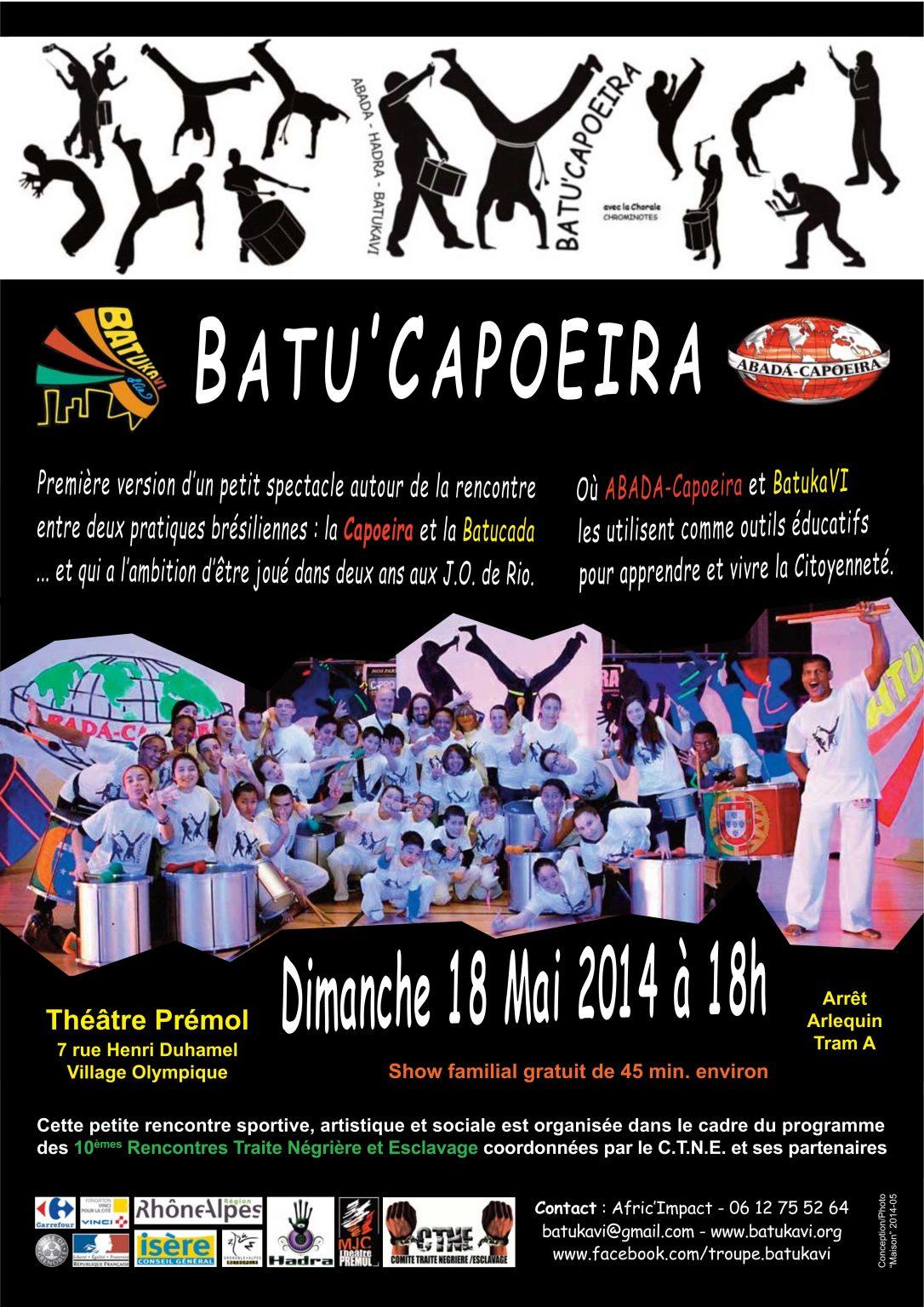 2014-05 Spectacle Batu'Capoeira
