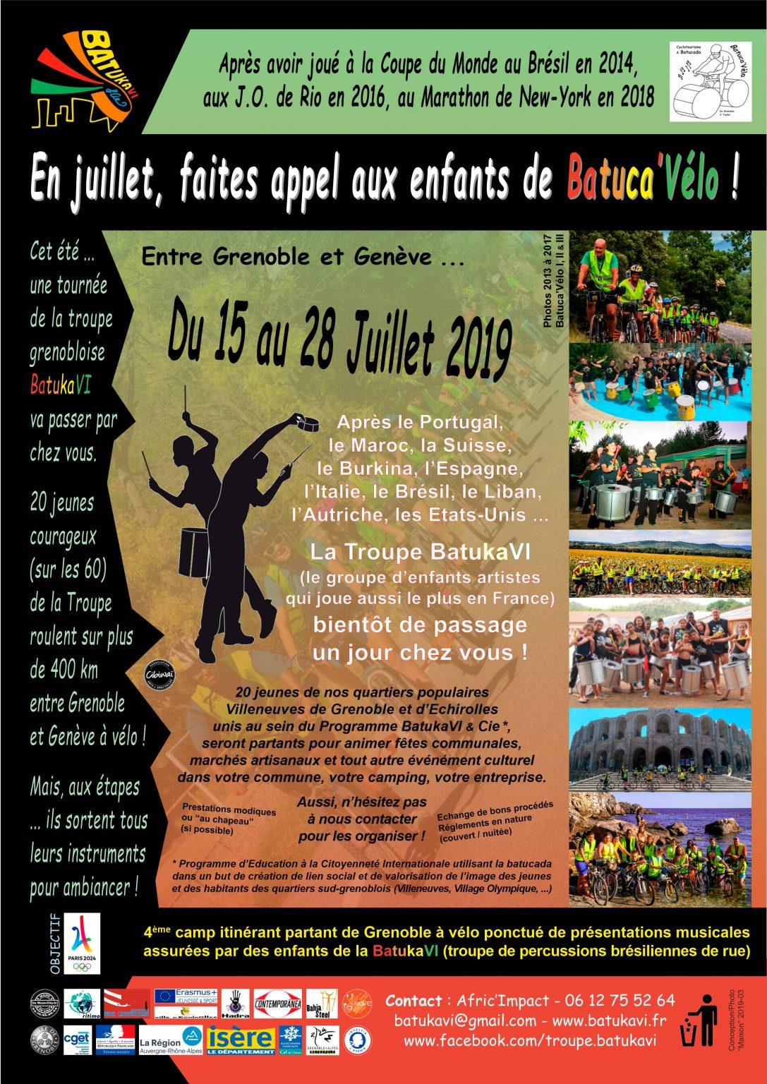 2019-07 Tournée Estivale Batuca'Vélo (IV) 2019 1
