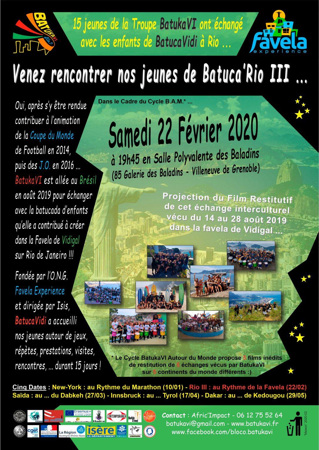 2020-02 Soirée Batuca'Rio III