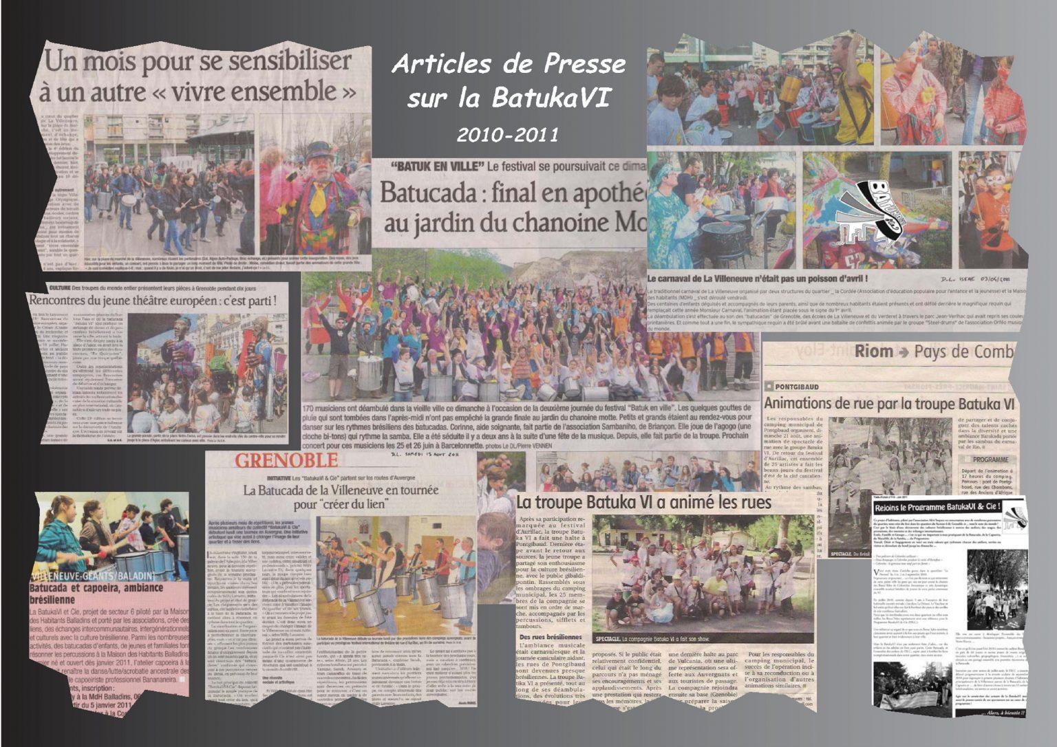 BatukaVI - Panneau Articles 2011-09 Année Scolaire 2010-2011 (Réduit)