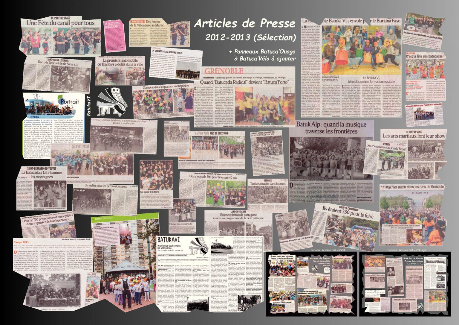 BatukaVI - Panneau Articles 2013-09 Année Scolaire 2012-2013 (Réduit)