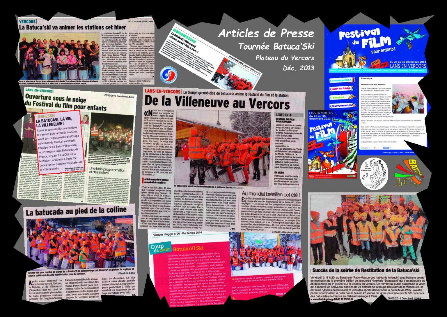 BatukaVI - Panneau Articles 2013-12 Tournée Batuca'Ski (Réduit)