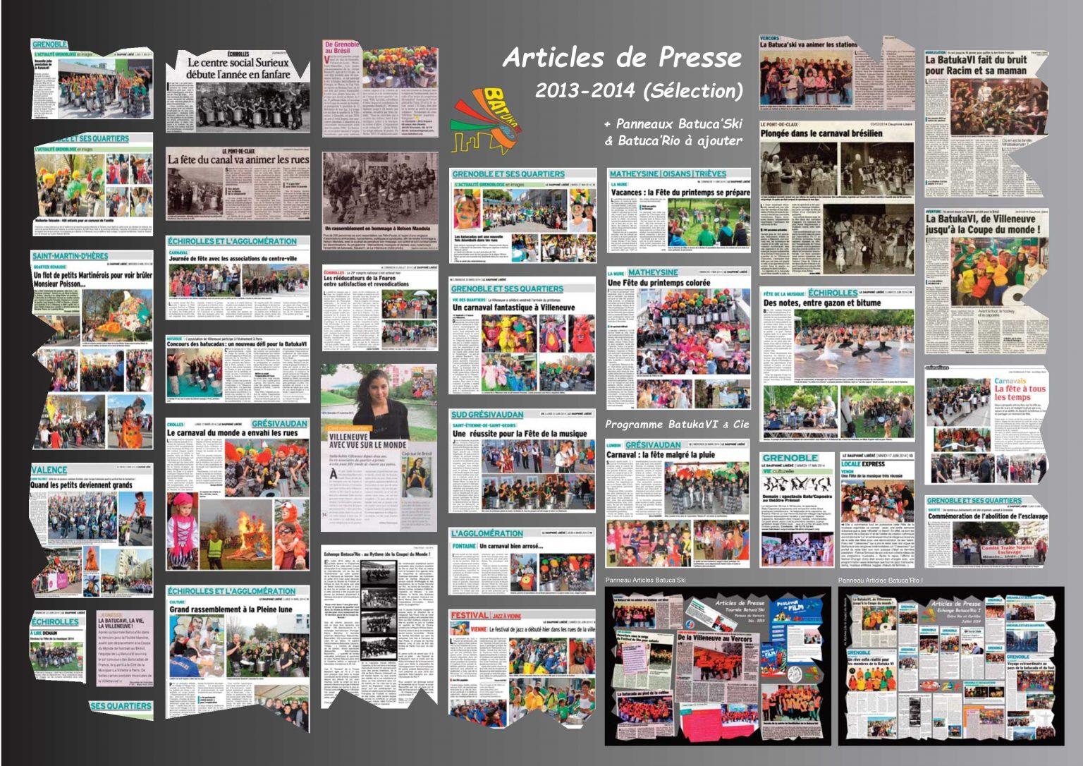 BatukaVI - Panneau Articles 2014-09 Année Scolaire 2013-2014 (Réduit)