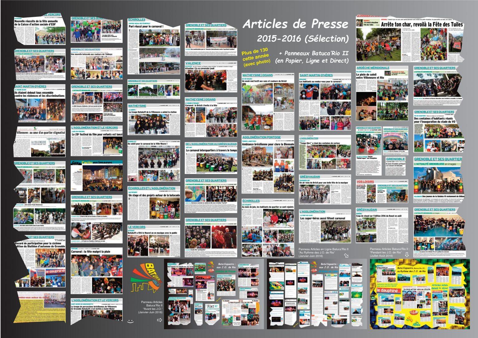 BatukaVI - Panneau Articles 2016-09 Année Scolaire 2015-2016