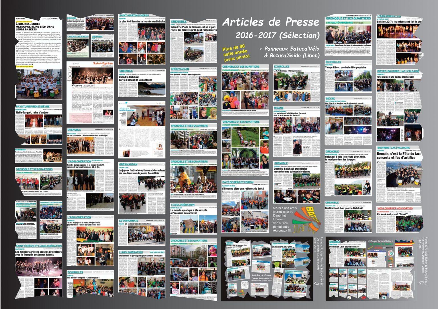 BatukaVI - Panneau Articles 2017-09 Année Scolaire 2016-2017